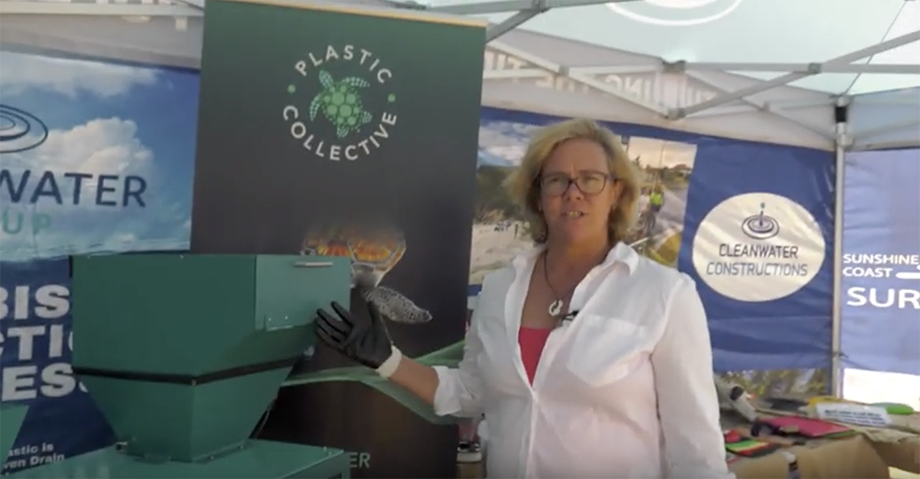 Double Island Point Cleanup & Demonstration