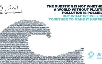 Plastics Economy Global Commitment report
