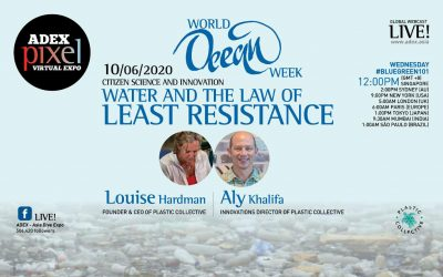 Citizen Science: Water and the Law of Least Resistance – ADEX – Asia Dive Expo