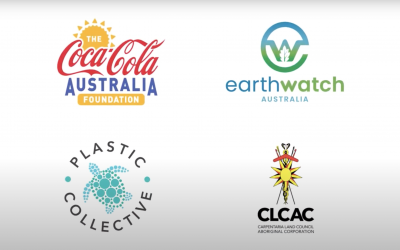 Plastic Collective working with Coca Cola & Earthwatch to tackle marine pollution