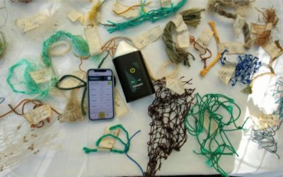 New Technology to Identify Plastics is Helping to Recycle Ghost Nets