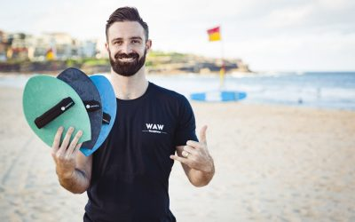 Surfing towards Sustainability: Diving into WAW's Ocean Plastic Supply Chain